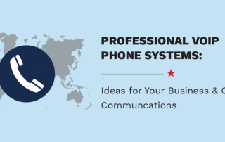 Professional VOIP telephone systems header image