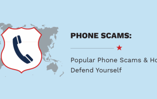telephone scams header image
