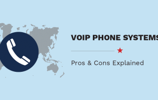 pros and cons of VOIP telephone systems header image